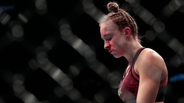 Lucie Pudilová opúšťa UFC