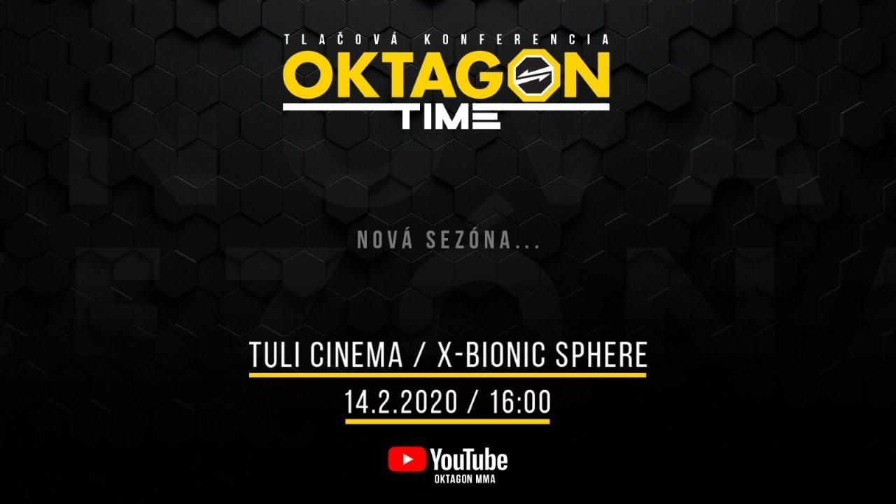 LIVESTREAM: OKTAGON Time (14. februára, Šamorín)