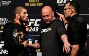 Francis Ngannou UFC 249: Khabib vs Ferguson