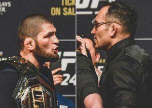 Hlavný zápas na UFC 249 Khabib vs Ferguson môže byť takisto v ohrození. New York vydal opatrenia pre koronavírus