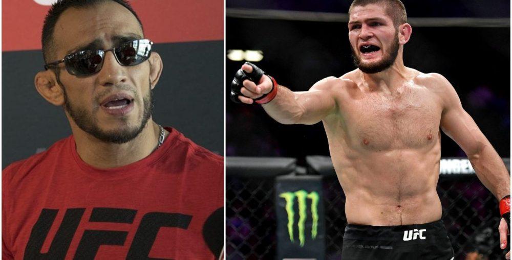 Khabib vs Ferguson UFC 249