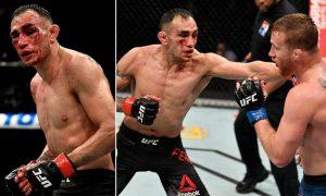 Tony Ferguson Justin Gaethje UFC 249