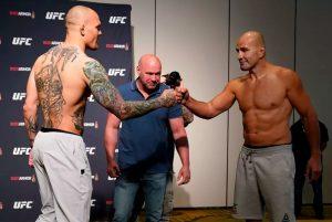 Výsledky UFC Fight Night: Smith vs Teixeira