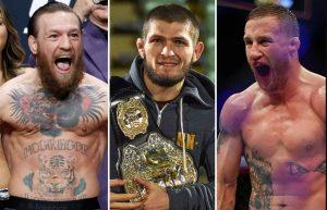 McGregor UFC 249 Gaethje