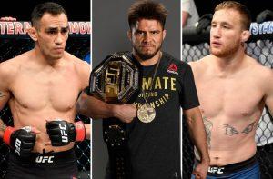 UFC 249 zárobky Cejudo