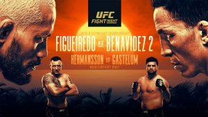 Výsledky UFC Fight Island 2: Deiveson Figueiredo vs Joseph Benavidez + HIGHLIGHTY