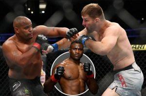 UFC 252 Miocic vs Cormier 3
