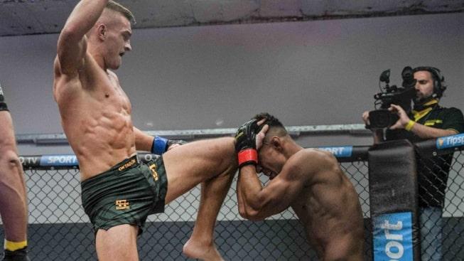 Tadeáš Růžička, OKTAGON MMA