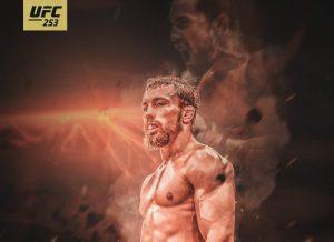 """Zárobky UFC 253: Lajoš Klein síce nedostal bonus za výkon večera, ale na """"short notice"""" zápas je to super začiatok"""