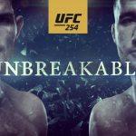 UFC 254: Khabib vs Gaethje. Nezlomný šampión bude čeliť nebezpečnej výzve! (promo VIDEO)
