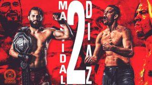 Jorge Masvidal vs Nate Diaz 2