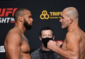 Kompletné výsledky UFC Fight Night - Vegas 13: Thiago Santos vs Glover Teixeira