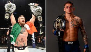Conor McGregor Dustin Poirier UFC 257