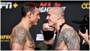 Výsledky UFC Vegas 16: Jack Hermansson vs Marvin Vettori