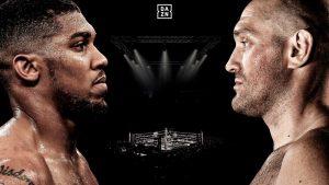 Anthony Joshua vs Tyson Fury 2021