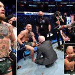 Prvé vyjadrenie McGregora po prehre na UFC 257. Rešpekt medzi ním aPoirierom potvrdzujú aj zábery zo zákulisia