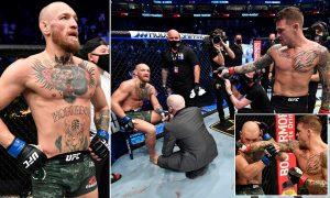 Conor McGregor UFC 257
