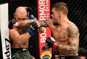 Poirier vs McGregor 2 UFC 257