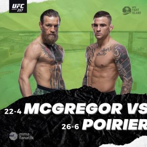 Priebeh zápasu McGregor vs Poirier 2 na UFC 257 takto vidí Conorov tréner John Kavanagh