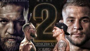 UFC 257: Poirier vs McGregor 2