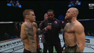 UFC 257: Celý odvetný zápas Dustin Poirier vs Conor McGregor 2