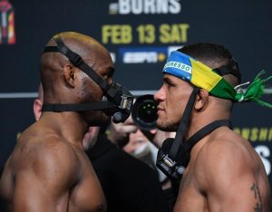 Výsledky UFC 258: Kamaru Usman vs Gilbert Burns + HIGHLIGHTY