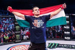 Maďarský talent Ádám Borics mieri do ďalšieho zápasu v Bellatore