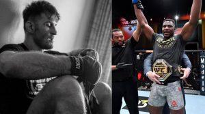 Stipe Miocic Francis Ngannou UFC 260