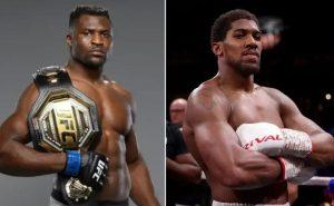 Francis Ngannou vs Anthony Joshua