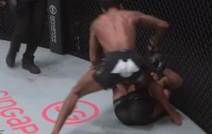 Reakcie UFC bojovníkov na 1. ukončenie Demetriousa Johnsona a diskvalifikáciu Alvareza na nočnom turnaji ONE Championship