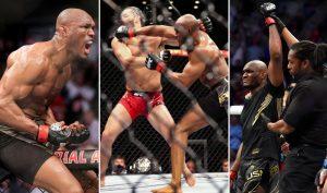 UFC 261 Jorge Masvidal Weili Zhang
