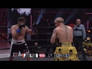 Ben Askren a Jake Paul reagujú na ich vzájomný boxerský zápas