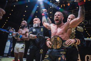 Karlos Vémola, MMA
