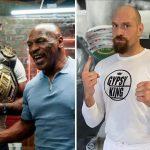 Tyson Fury má jasnú predstavu otom, ako by dopadol boxerský zápas sFrancisom Ngannou