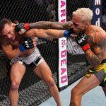 Khabibov nástupca je Charles Oliveira! Reakcie bojovníkov na hlavný zápas Oliveira vs Chandler na UFC 262