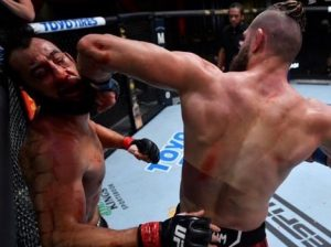 AKTUÁLNE: Jiří Procházka si vybojoval boj o titul! Výsledky a highlighty z UFC Fight Night