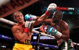Floyd Mayweather vsLogan Paul