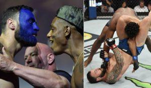 UFC 263 Paul Craig vs Jamahal Hill