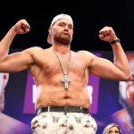 Tyson Fury: Cez Wildera prejdem ako náklaďák. Priberám až na 300 libier achcem ho ťažko knokautovať
