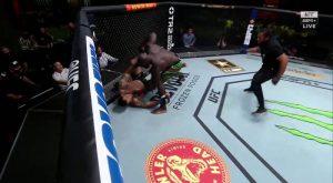 Výsledky UFC Vegas 28: Rozenstruik vs Sakai