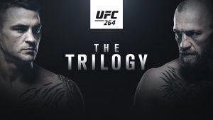 UFC 264: Poirier vs McGregor 3