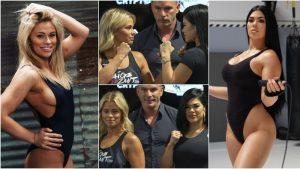 Paige VanZant vs Rachael Ostovich